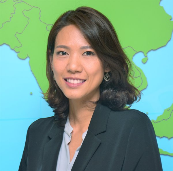 Dr. May Chodchoey, Deputy Director of the Asia and Pacific Seed Association (APSA)