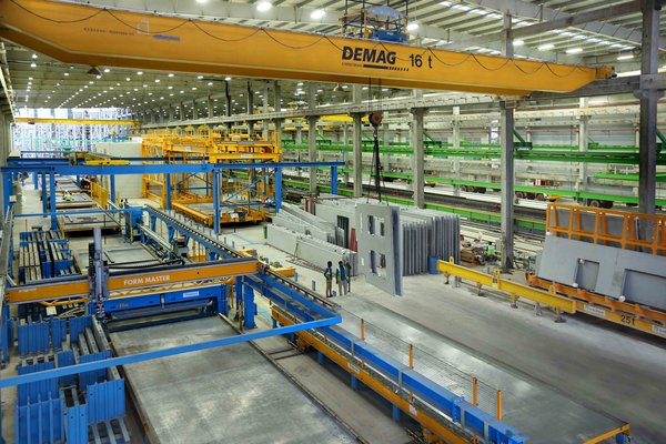 KEF Infra One Offsite Manufacturing Park