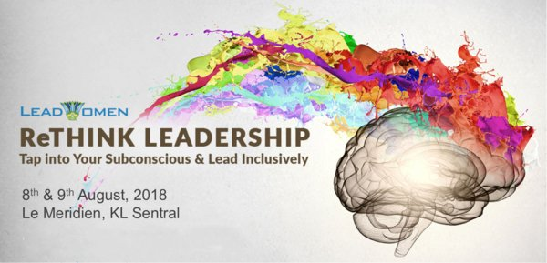 ReTHINK LEADERSHIP, Tap into Your Subconscious & Lead Inclusively