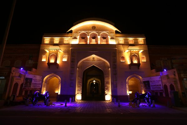 OSRAM Rejuvenates the Indian Ancient City of Jaipur with Modern Lighting Technology