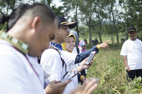 HARA deployment activities in Indonesia as its pilot project for the last two years