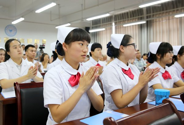 Si Li Ji Ren Education Dream Support Program helps poverty-stricken students to pursue their career dreams