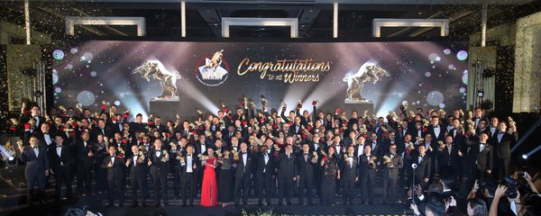 Total 111 companies have been recognized as the winners of Golden Bull Award 2018