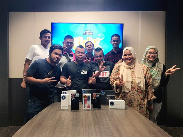 The live tournament was concluded on August 2nd with the Top 9 finalists bringing home prizes worth up to RM100,000.