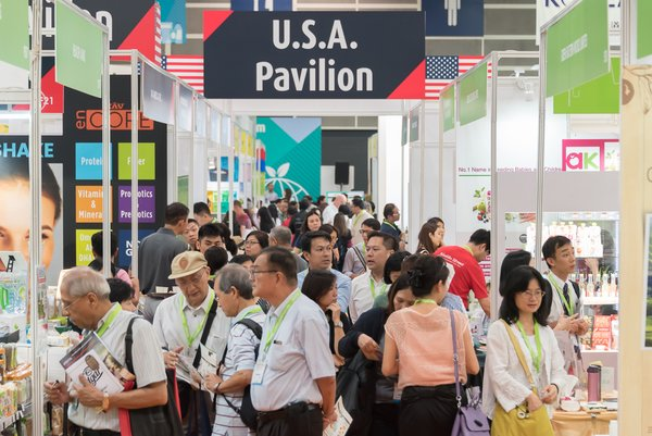 Natural & Organic Products Asia (NOPA) 2018 expects to welcome over 6000 trade professionals in Hong Kong Convention and Exhibition Centre from 29-31 August