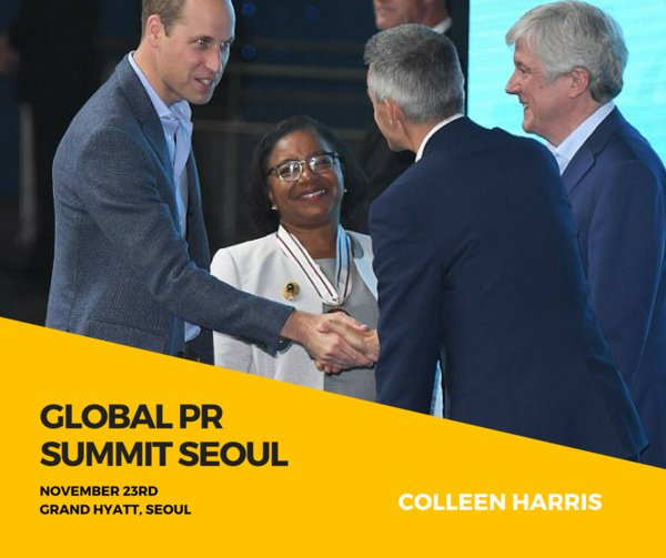 Global PR Experts to Speak at the Global PR Summit Seoul