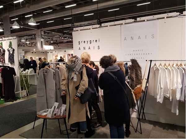 Maison de ANAIS at 'FORMEX', the biggest design fair in Northern Europe