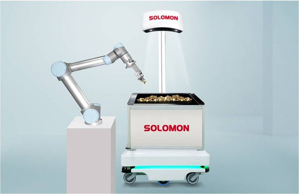 Solomon's suite of AI-based machine vision solutions can significantly enhance productivity of robots by making them more 'intelligent' and flexible.