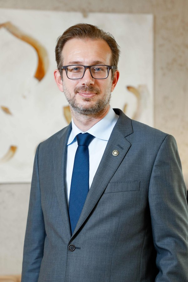 Stephane Roubin Appointed Hotel Manager at Conrad Hong Kong