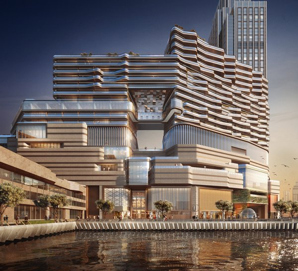 'K11 ARTUS' Luxury Hotel Residences to open in summer 2019 at Victoria Dockside District