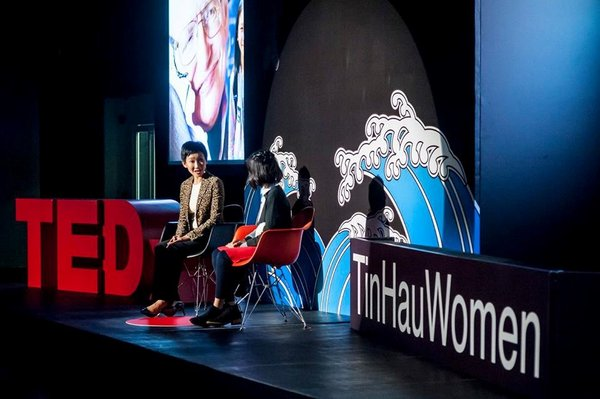 "TEDxTInHauWomen will host their second annual event ""Showing Up Now"" on 30 November"