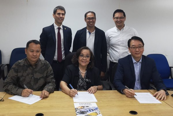 The Department of Trade and Industry (DTI) was officially signed to support for ProPak Philippines 2019