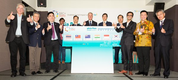 The managing directors of the GEN Asia members signed the gAsia Pass initiative cooperation framework, which was witnessed by authoritative organization representatives, including Taiwan, India, Indonesia, Thailand, New Zealand and South Korea.