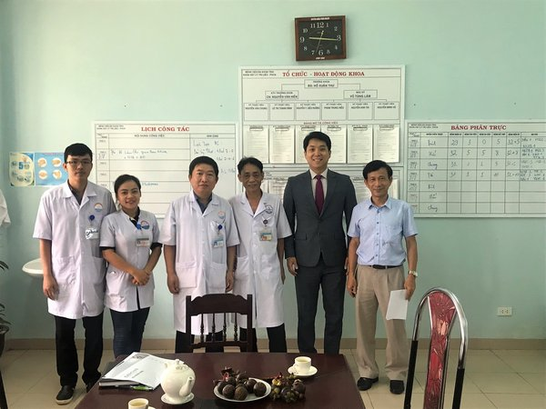 Exosystems has signed a partnership contract with Medipeace Vietnam, which is already involved in local rehabilitative care projects, and plans to introduce ExoRehab in Vietnamese hospitals by December 2018.
