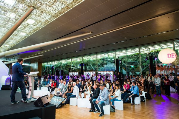 DENSummit 2018 was held at the National Gallery in Singapore last October 18, 2018.