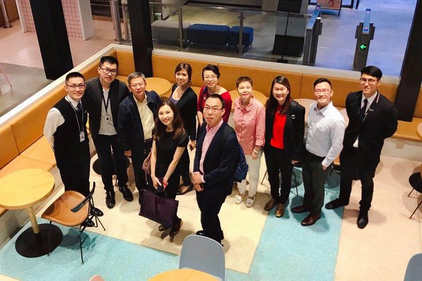 The Asian Business Case Centre visited Bee+ Shenzhen G&G Space