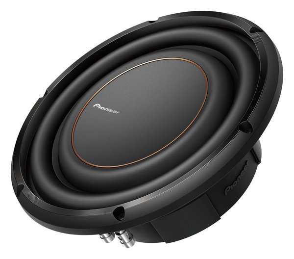 New Pioneer TS-D10LS4 D-Series Passive Shallow Subwoofer