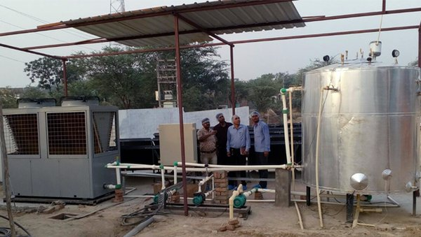 PHNIX Provides Its Commercial Heat Pump Water Heaters to Vietnamese Infrastructure Projects