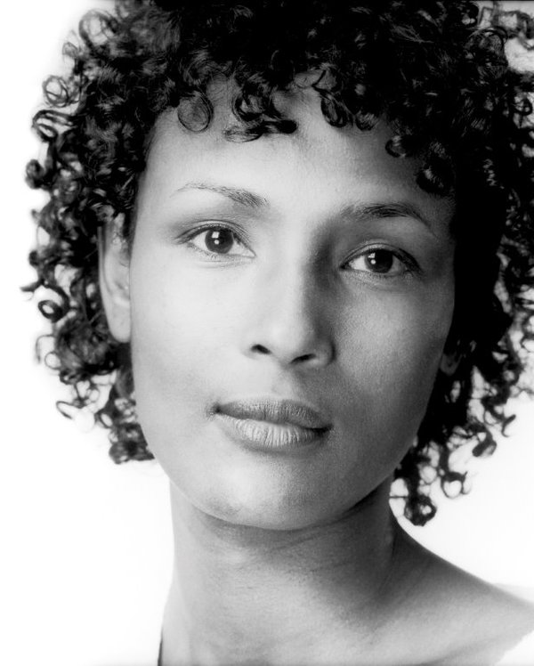 Waris Dirie, a human rights activist and super-model