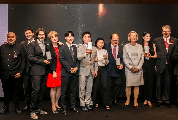 Some 200 industry members celebrated with the 10 winning companies for their innovation, excellence and passion to the industry.