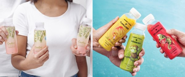 COCOLOCO COCONUT WATER AND WHOSE JUICE? COLD-PRESSED JUICES