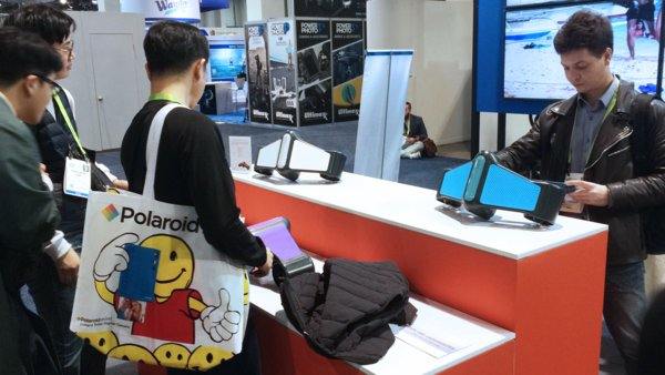 CES2019现场盛况