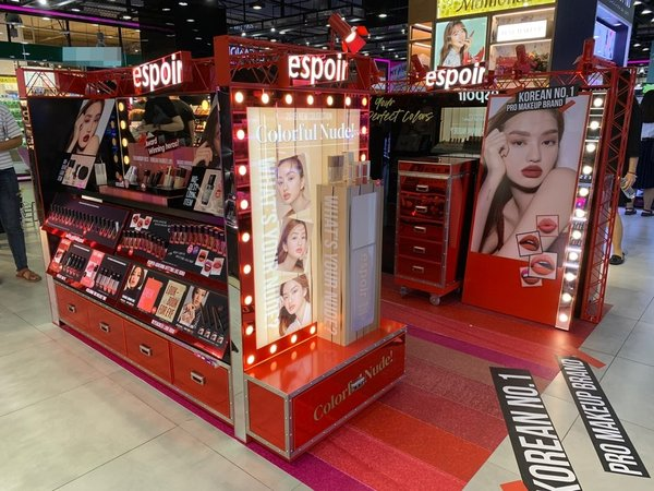 espoir brand store at Siam Square One Shopping Mall