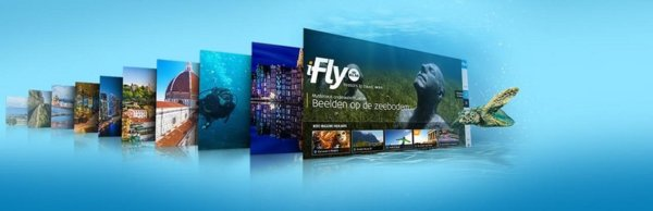 Find a reason to travel with KLM's iFly magazine