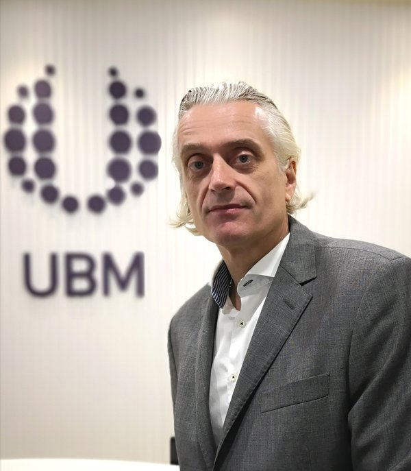 Gerard Leeuwenburgh, Country General Manager, UBM Malaysia