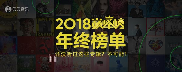 QQ Music 2018 Year End Charts is released, K-pop's global influence continues to soar