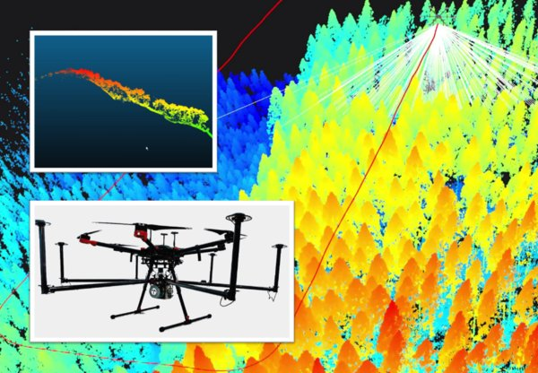 Terra LiDAR as one of the latest innovation on drone technology