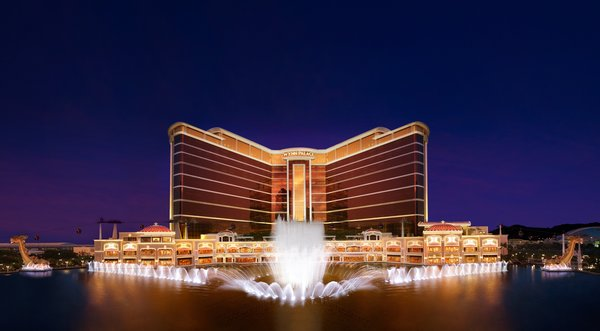 Wynn Palace property