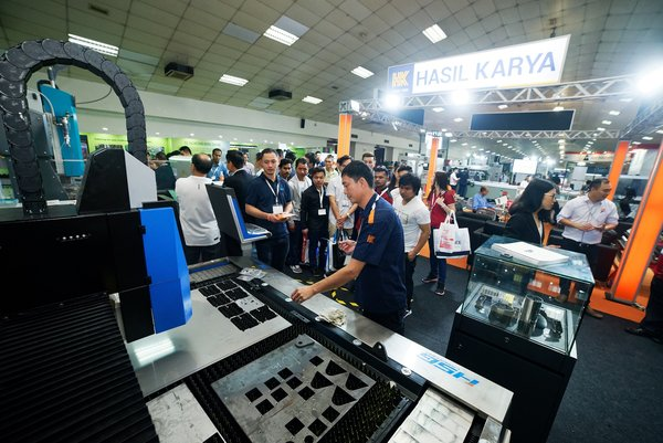 METALTECH visitors will gain access to products and technologies from over 1,500 participating companies during 15-18 May 2019.