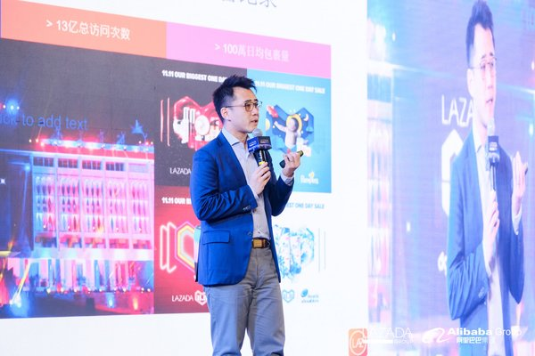 Going beyond borders to unlock opportunities in Southeast Asia. Lazada Group Co-President, Jing Yin, rallied cross-border merchants to join hands with Lazada to seize growth opportunities in Southeast Asia. Announcing that Lazada's cross-border sales quadrupled between 2016 and 2018, Yin said Lazada will boost its cross-border operations to help international brands and merchants expand their reach to their consumers.