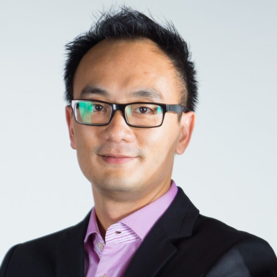 Kenniess Wong, Co-founder and Executive Director at Adzymic