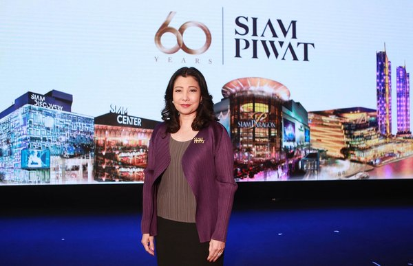 Thailand's Siam Piwat announces commitment to be leader in Creative Economy -- leverages creativity and innovation to win honour for Thailand on the world stage