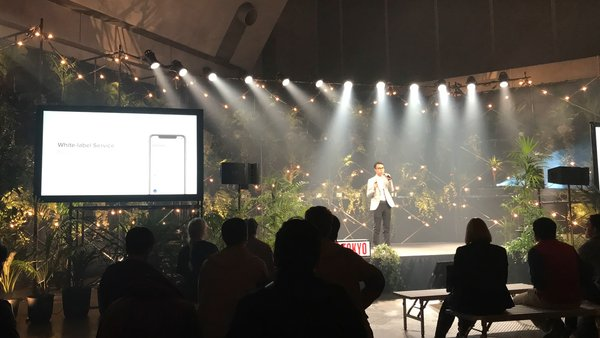CASHOFF proves itself to be a valuable asset to the Japanese market at SLUSH TOKYO 2019
