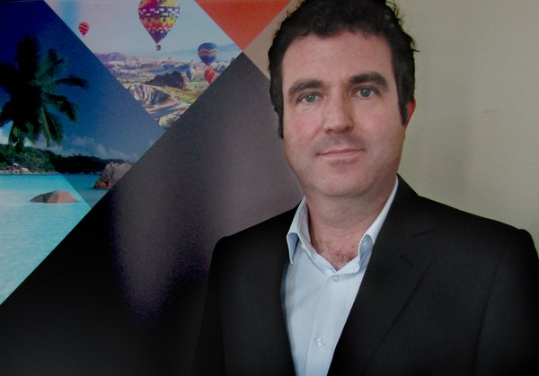 Tomeu Gili, Retail Travel Agents Director for Asia