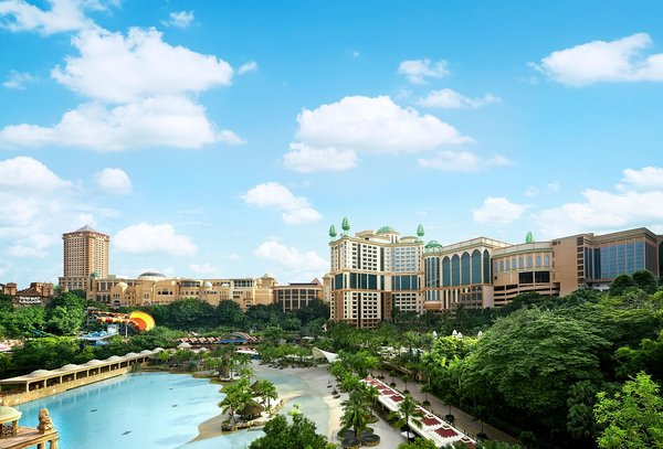 Sunway Resort Hotel & Spa in Sunway City was awarded the Best Premier Holiday Destination in Malaysia