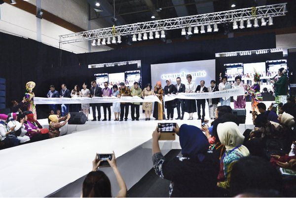 The Largest Beauty Trade Exhibition for 14 years!