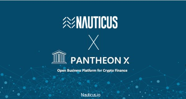 Pantheon X Launches a 24-Hour Flash IEO on Nauticus Exchange