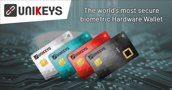 The UKey card pre-sale lasts for 3 months. Get your UKey card now!