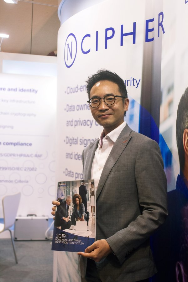 Michael Tai, head of sales, Greater China at nCipher Security