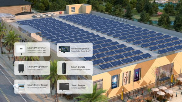 Huawei Leads the Digital PV World at Solar Show Philippines 2019