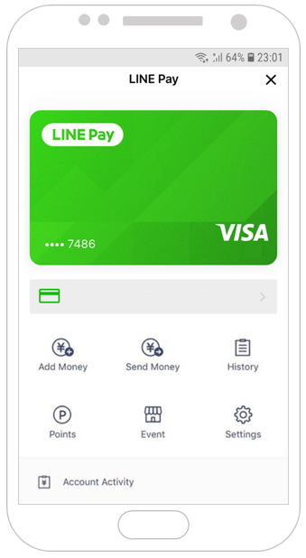 Visa and LINE Pay to partner on next-generation fintech solutions, digital cards