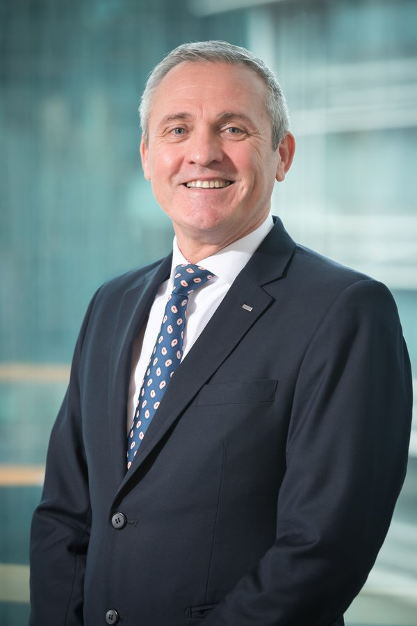Yves Larquemin assumed his new role as Managing Director Air & Sea Logistics Far East North