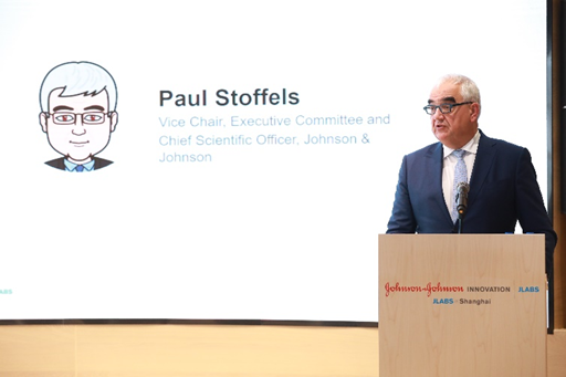 Speech by Paul Stoffels, M.D., Vice Chairman, Executive Committee and Chief Scientific Officer, Johnson & Johnson