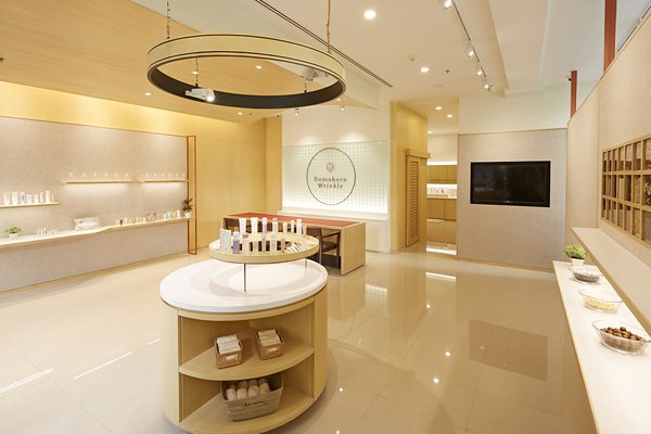 Domohorn Wrinkle store interior