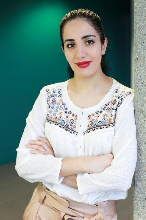 Noushin Shabab, Senior Security Research at Kaspersky.