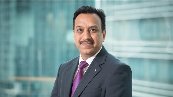Huned Gandhi, Managing Director Air & Sea Logistics Indian Subcontinent of Dachser.